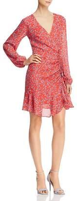 Adelyn Rae April Ruffled Floral Dress
