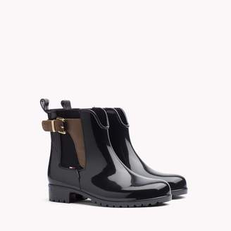 Tommy Hilfiger Buckle Rain Boot