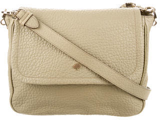 Mulberry Leather-Grained Shoulder Bag $375 thestylecure.com