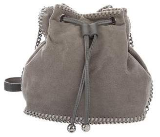 Stella McCartney Shaggy Deer Falabella Bucket Bag