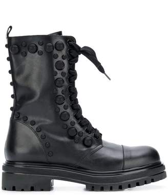 Albano lace-up boots