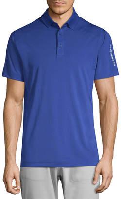 J. Lindeberg Golf Dennis Slim Tx Jersey Polo