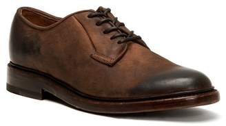 Frye Jones Burnished Toe Oxford