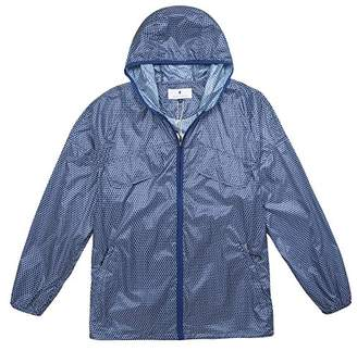 Common District Mens Big Tall Leisure Light Jacket