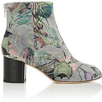 Women's Drea Velvet Ankle Boots