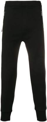 Neil Barrett zipped pocket track trousers