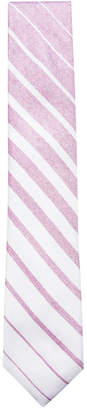Ryan Seacrest Distinction Men's Amalfi Seasonal Stripe Slim Tie, Created for Macy's
