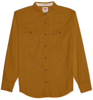 Levi's Men Culler Twill Shirt
