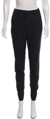 Zero Maria Cornejo Zip-Up Skinny-Leg Pants