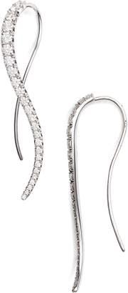 Kwiat Diamond Vine Earrings