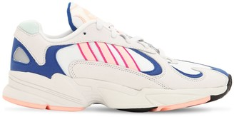 adidas Yung-1 Leather & Mesh Sneakers