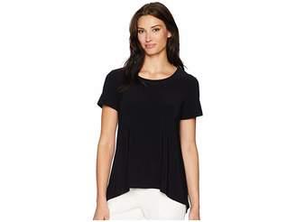 Anne Klein High-Low Tee Women's T Shirt