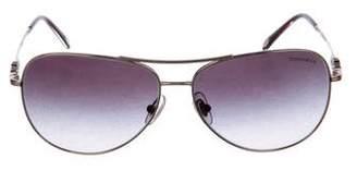 Tiffany & Co. Gradient Aviator Sunglasses