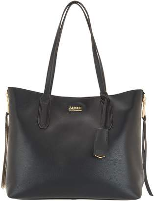 Aimee Kestenberg Pebble Leather Unlined Tote - Sydney