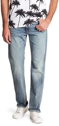"Levi's 513 Slim Straight Danz Jeans - 30-34\"" Inseam"