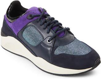 Geox Navy Omaya Jogger Sneakers