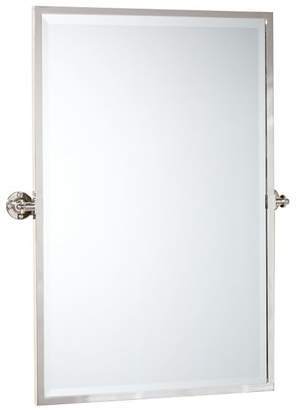 Pottery Barn Kensington Pivot Rectangular Mirror