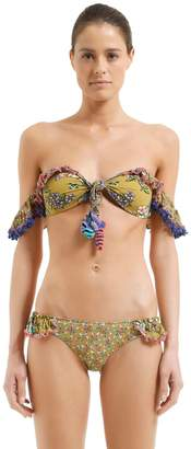 Floral Print Bikini
