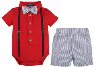 Andy & Evan Bow Tie Outfit