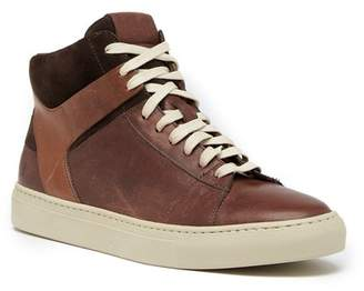 Frye Owen High Top Leather Sneaker