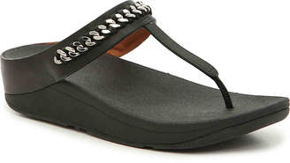 FitFlop Fino Chain Wedge Sandal - Women's