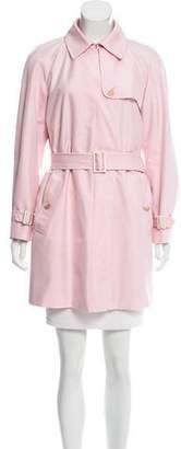 Loro Piana Silk Trench Coat