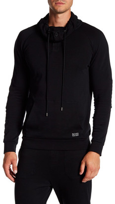 HUGO BOSS Cowl Neck Sweatshirt $99 thestylecure.com