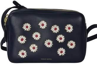 Mansur Gavriel Floral Embellished Shoulder Bag