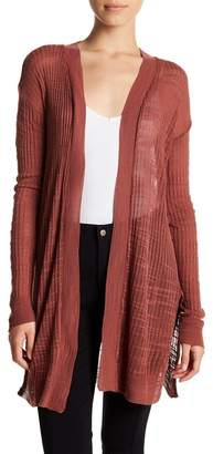 Susina Knit Long Sleeve Cardigan (Petite)