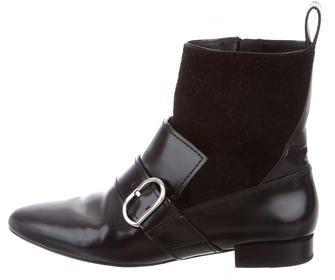 3.1 Phillip Lim3.1 Phillip Lim Suede Ankle Boots