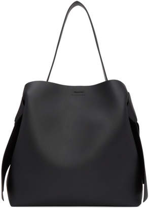 Acne Studios Black Musubi Maxi Bag