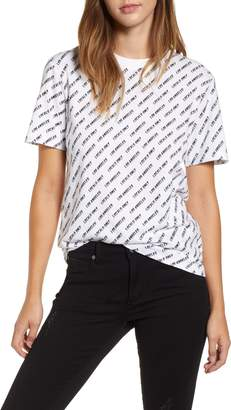 KENDALL + KYLIE Oversize Tee