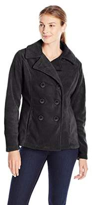 Columbia Women's Benton Springs Pea Coat $24.46 thestylecure.com