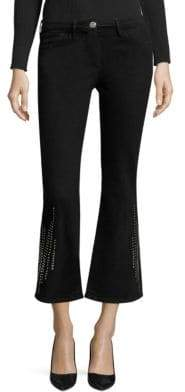 3x1 Cole Studded Crop Bell Pants