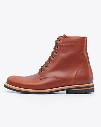 Nisolo Andres All Weather Boot Brandy