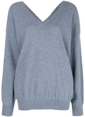Stella McCartney loose fit knit sweater