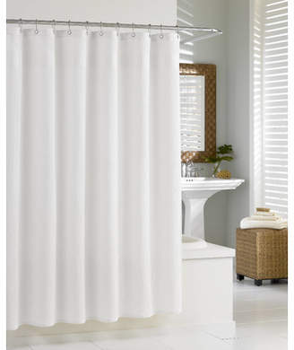 Oakley Red Barrel Studio Extra Heavy Hotel Quality Cotton Shower Curtain