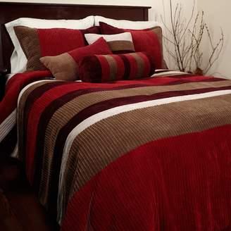 Hudson Street Geo Comforter Set - Twin