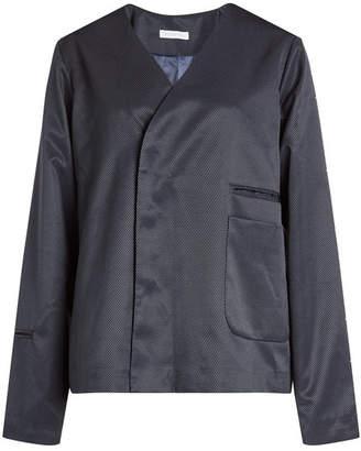 WILLIAM FAN Printed Jacket