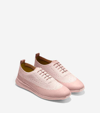 Cole Haan Women's 2.ZERGRAND Water Resistant Oxford with Stitchlite