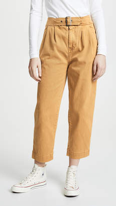 Free People Seamed Like The Real Thing Pants