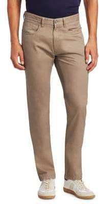 Saks Fifth Avenue COLLECTION Buttoned Trousers