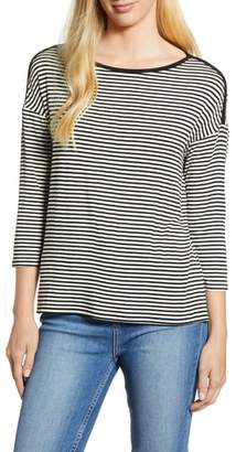 Gibson Stripe Knit Top