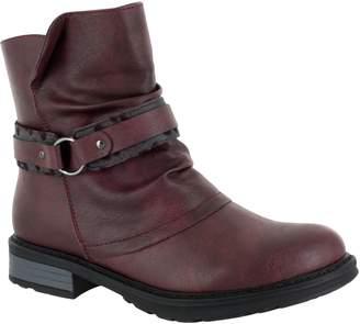 Easy Street Shoes Booties - Logan