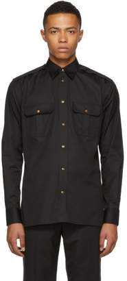 Givenchy Black 4G Shirt