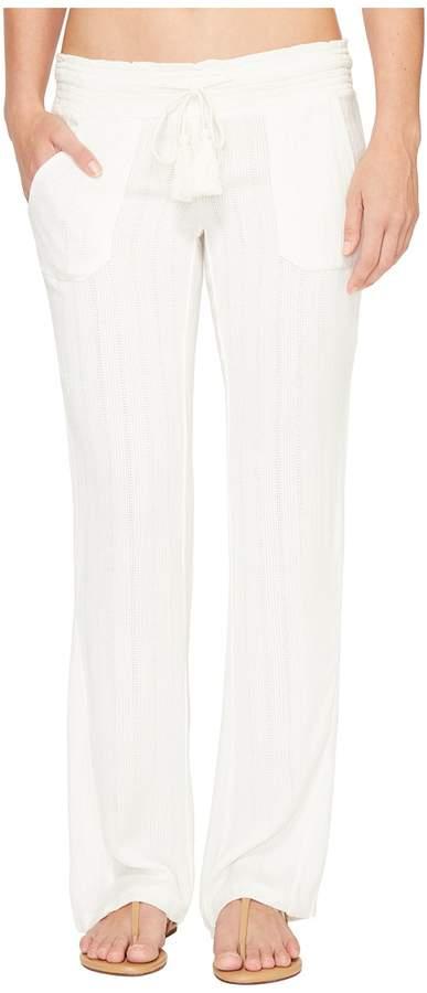 Roxy - Ocean Side Pants Cover-Up Women's Swimwear