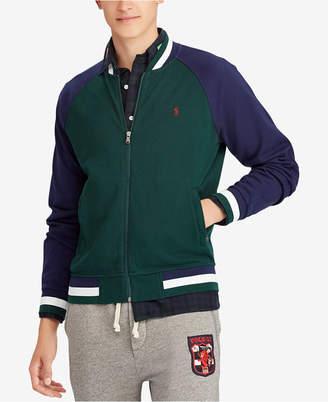 Polo Ralph Lauren Men Cotton Baseball Jacket