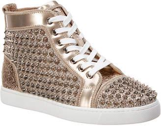 Christian Louboutin Orlato Leather Sneaker