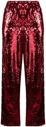 Faith Connexion x Kappa sequin trousers
