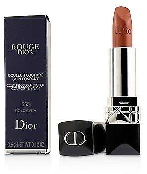 Christian Dior NEW Rouge Couture Colour Comfort & Wear Lipstick - # 555